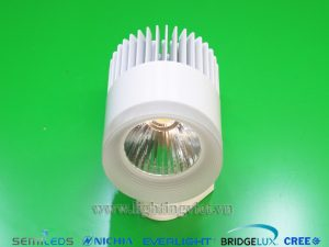 Đèn rọi ray 12W DTL-12 Kingled