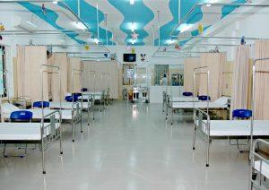 Đèn led chiếu sáng bệnh viện phòng bệnh nhân