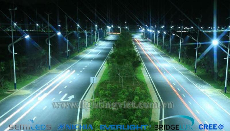 Đ 232 N đường Led 40w Rạng Đ 244 Ng Lighting Việt