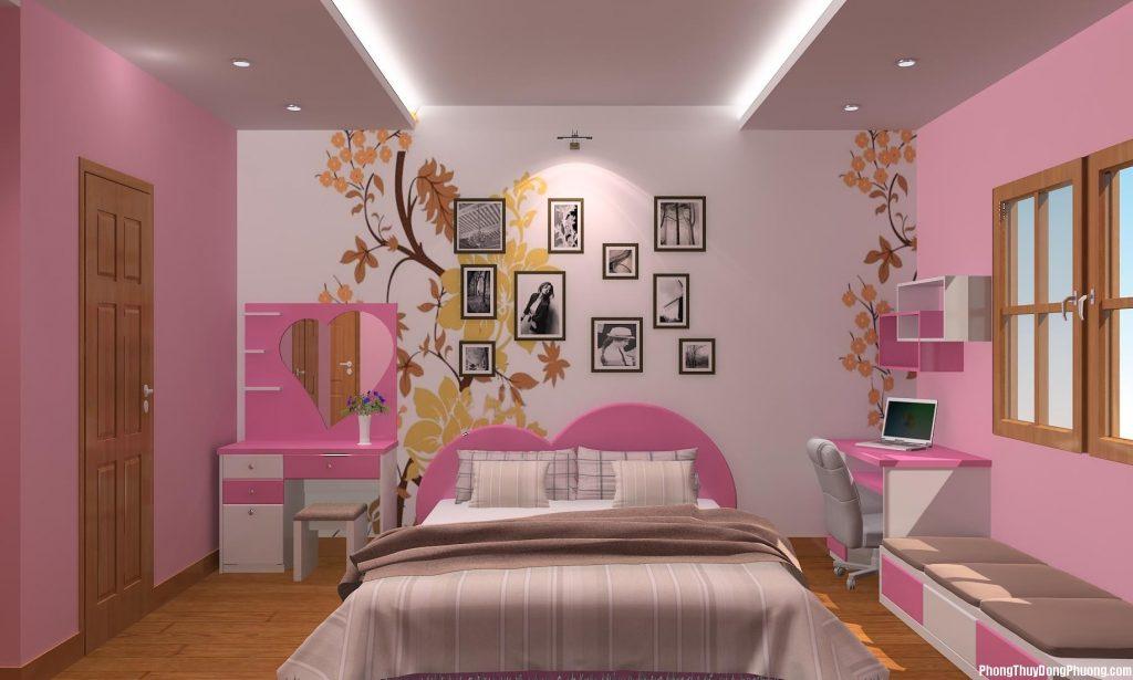 Đèn led chiếu sáng nhà ở, chung cư phòng ngủ
