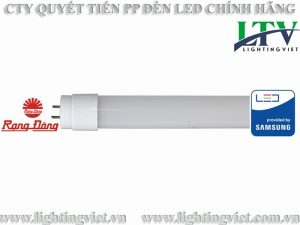 Đèn tuýp led 1m2 18W nhựa T8 N01 Rạng Đông