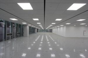 Đèn led chiếu sáng văn phòng, công sở khu sảnh