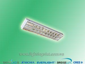 Máng đèn led âm trần tán quang 2x0.6m
