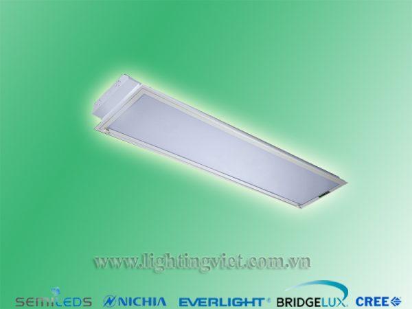 Máng đèn led âm trần chống thấm 30120