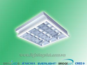 Máng đèn led âm trần tán quang 3x0.6m
