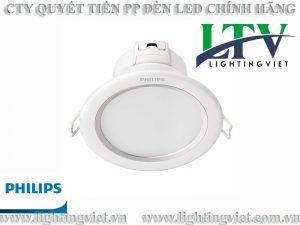 Đèn Led âm trần 6.5W Essential 80082 Philips