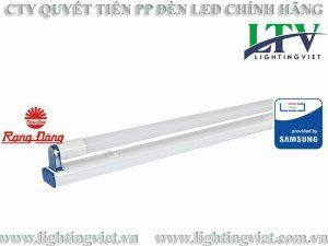 Bộ Đèn Tuýp Led 10W 0.6m Nhựa Rạng Đông