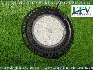 Tìm hiểu về Đèn led Highbay UFO 100W