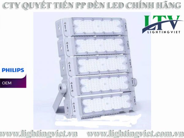Đèn Pha Led 250W Modular Philips