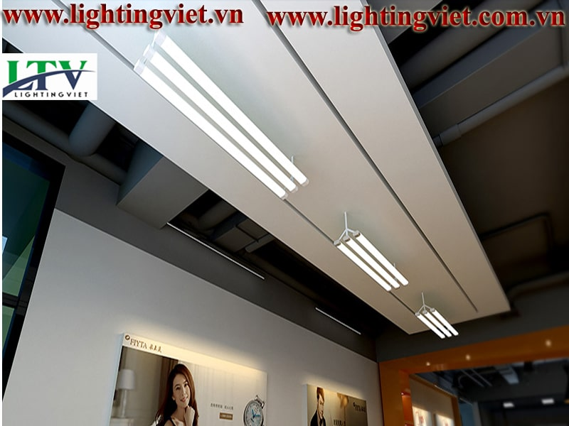 Đèn M36 40W ứng dụng chiếu sáng cho khách sạn