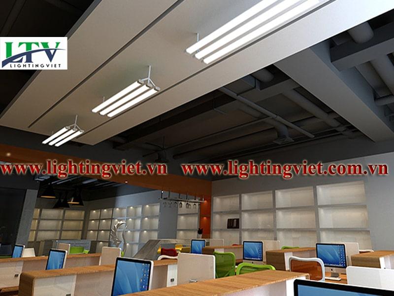 Đèn M36 40W ứng dụng chiếu sáng văn phòng công sở