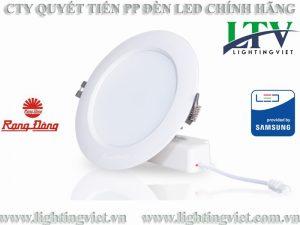 Đèn led âm trần 7W AT04L 110/7W