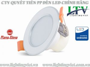 Đèn led âm trần AT10L 60/3W