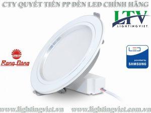 Đèn led âm trần đổi màu AT10L DM 110/9W