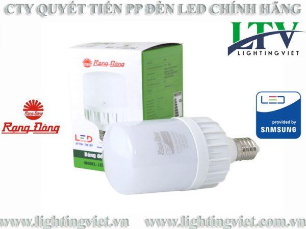 Đèn búp led Trụ 20W TR80N1/20W Rạng Đông