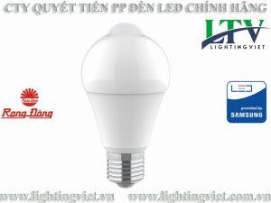 Bóng led bulb cảm biến 9w