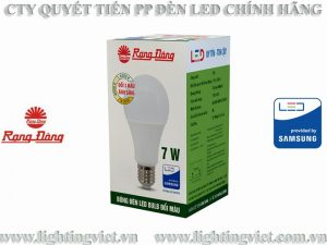 Bóng đèn LED Bulb Đổi màu 7W