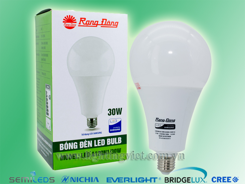 Đ 232 N B 250 P Led 30w Rạng Đ 244 Ng Lighting Việt